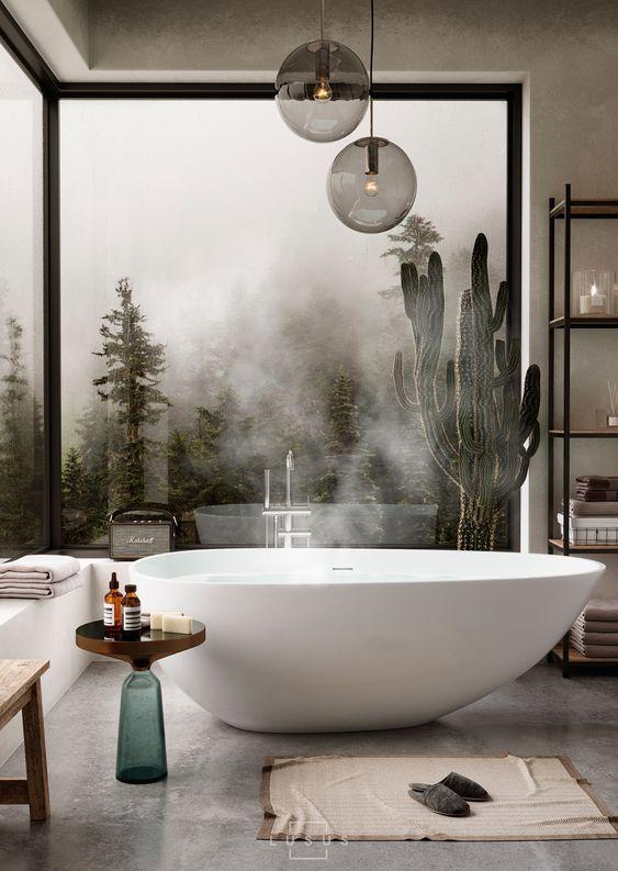 Bathroom idea for your home