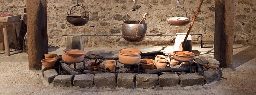 ancient kitchen design idea