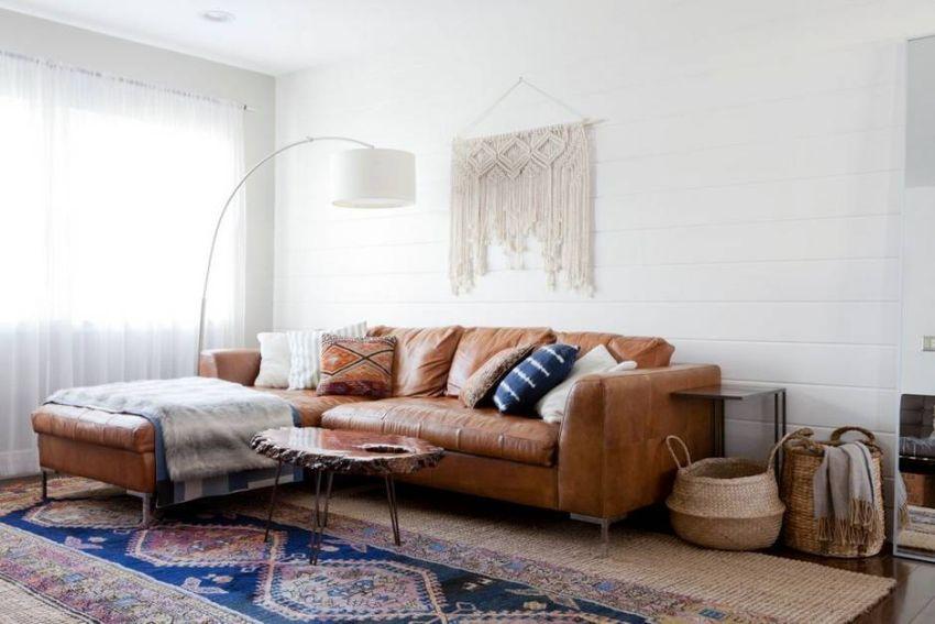 Minimalistic home interior idea