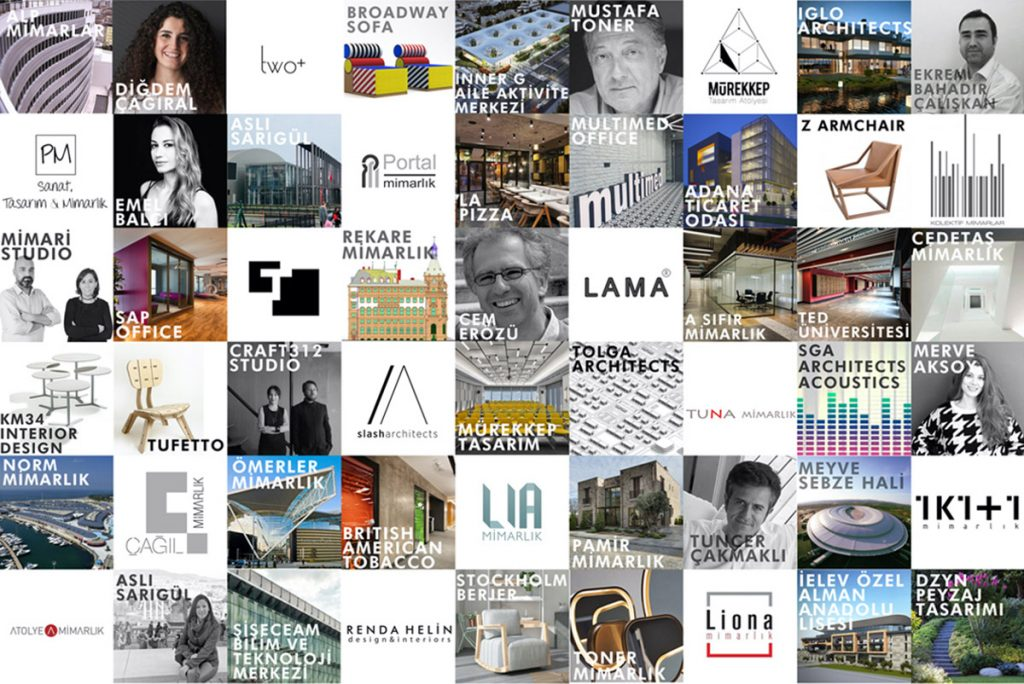 Architects directory