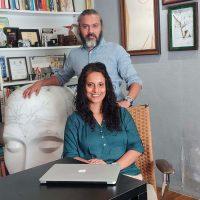 Gautam and Geetanjali